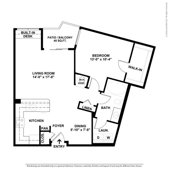 The Meridian Apartments: The Meridian Apartments By Cortland