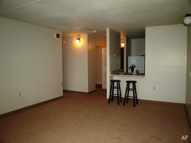 Living Room Roberts Iii Apartments