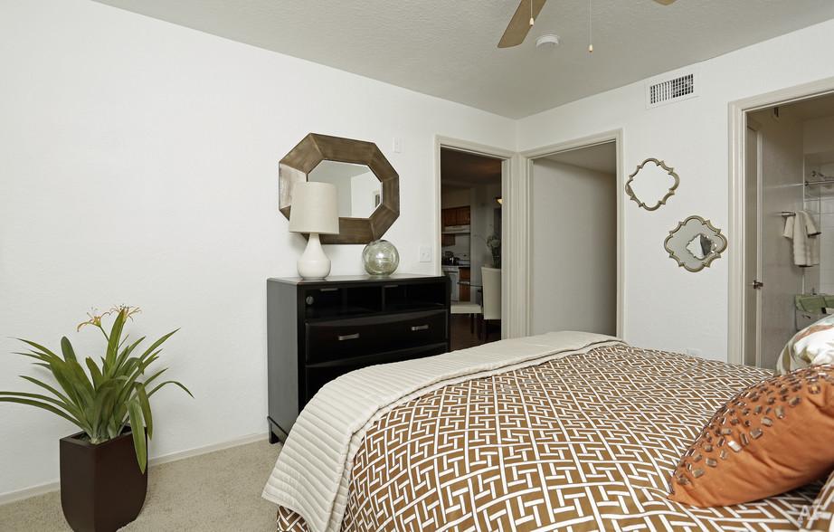First Bedroom - Arrow Ridge