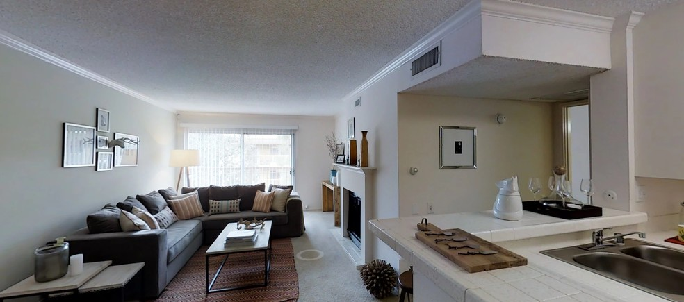 2BR Model - eaves Woodland Hills