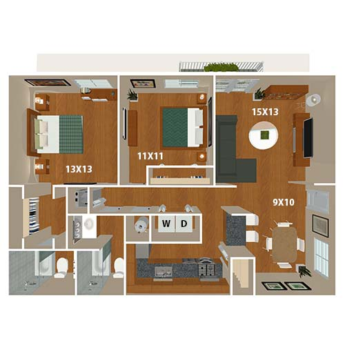 865 Bellevue Apartments