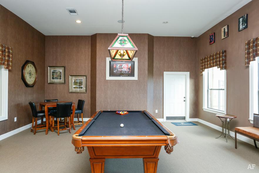 Billiards Room - Stonepost at Shadow Creek Ranch