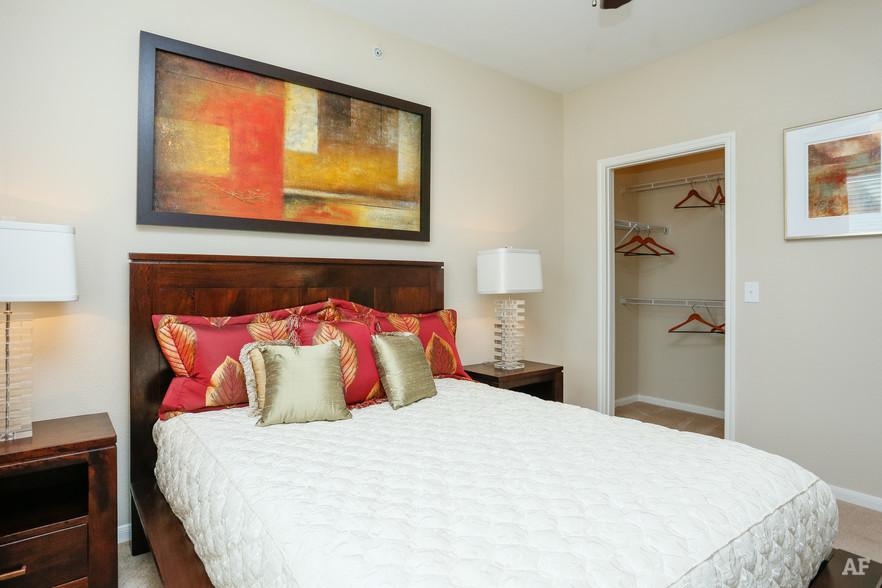 2BR, 2BA - B1 Lower - Second Bedroom - Stonepost at Shadow Creek Ranch