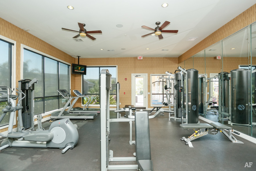 Fitness Center - Stonepost at Shadow Creek Ranch