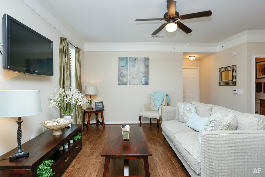 2BR, 2BA - B1 Lower - Living Area - Stonepost at Shadow Creek Ranch