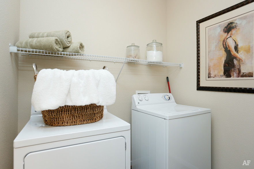 2BR, 2BA - B1 Lower - In-Unit Laundry - Stonepost at Shadow Creek Ranch