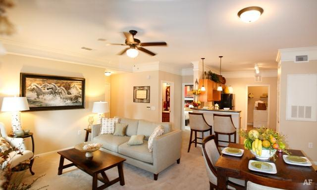Living Room - Stonepost at Shadow Creek Ranch