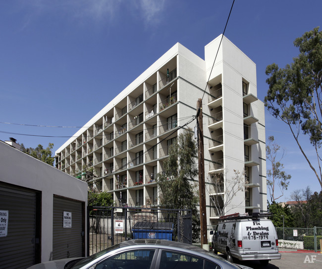 Wesley Terrace Apartments