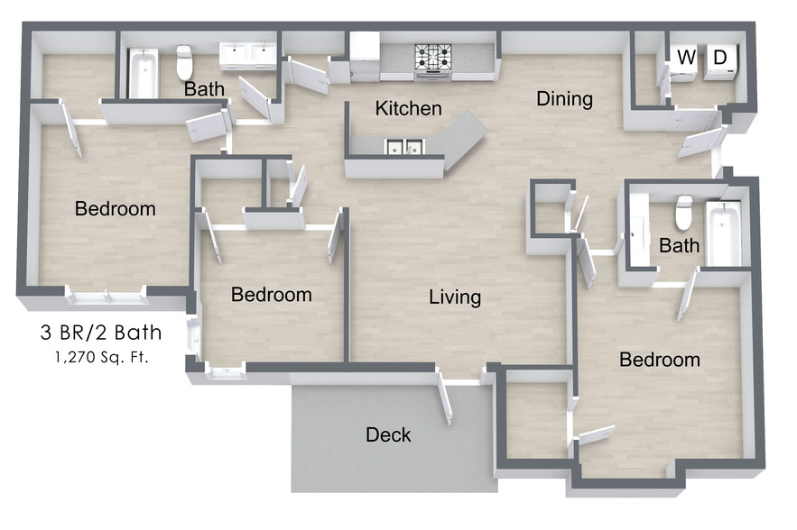 Leyland Pointe Apartments