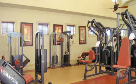 Fitness Center - Marquis At Woodlands