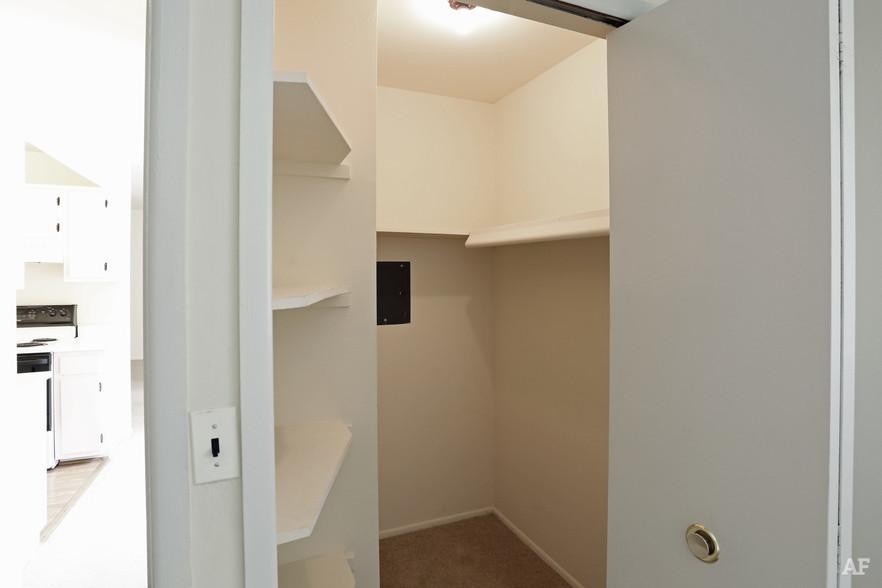 One Bedroom - Bedroom - River Bend Apartments