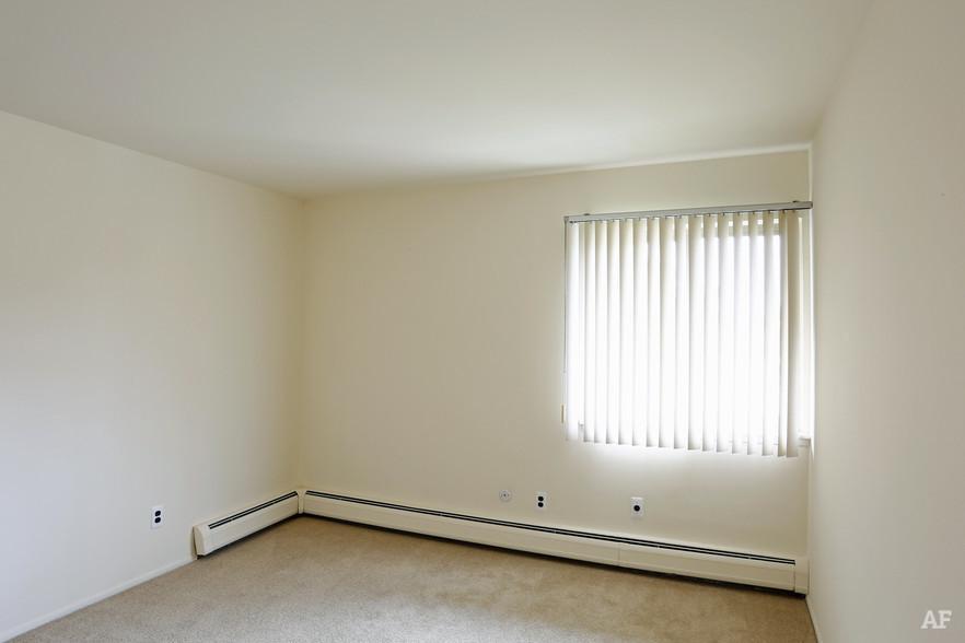 Two Bedroom - Bedroom - River Bend Apartments