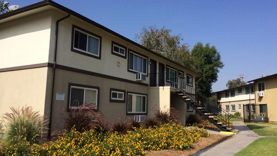Arbor Terrace Apartments - CA