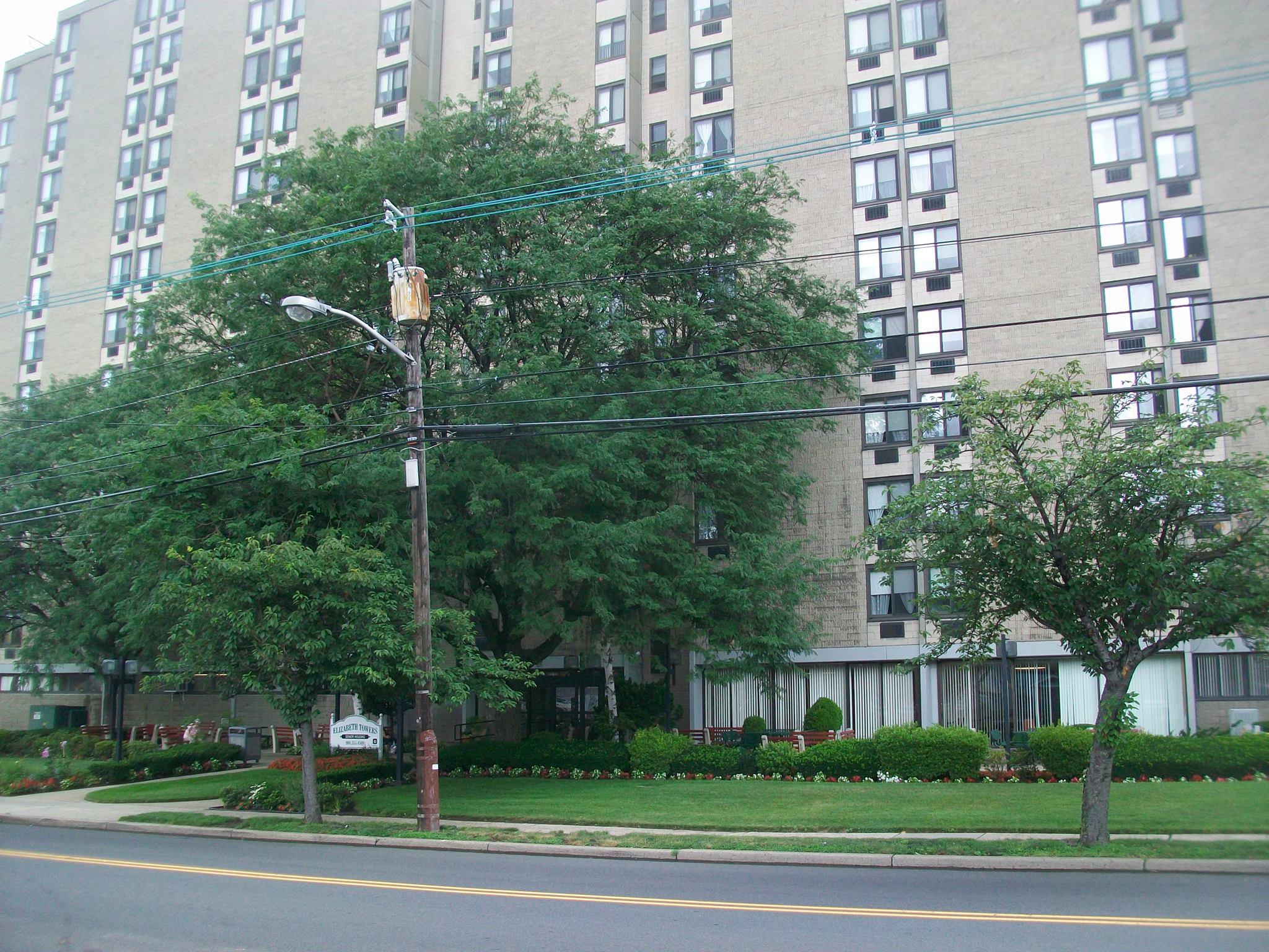 Elizabeth Towers - Senior Apartments