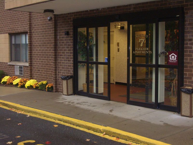 Nutley Parkside Apartments for Seniors