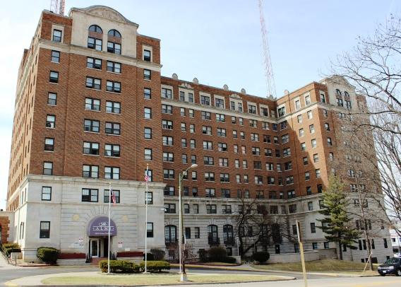 Alms Hill Apartments