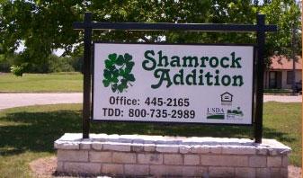 Dublin Housing Authority  and Shamrock Addition