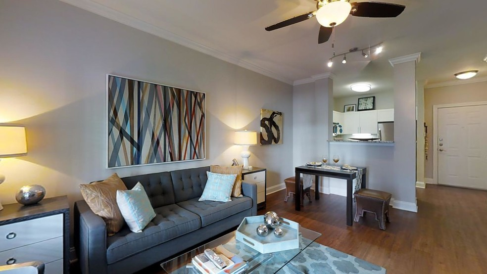 1BR, 1BA   820 SF   Savannah Midtown