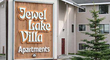 Jewel Lake Villa