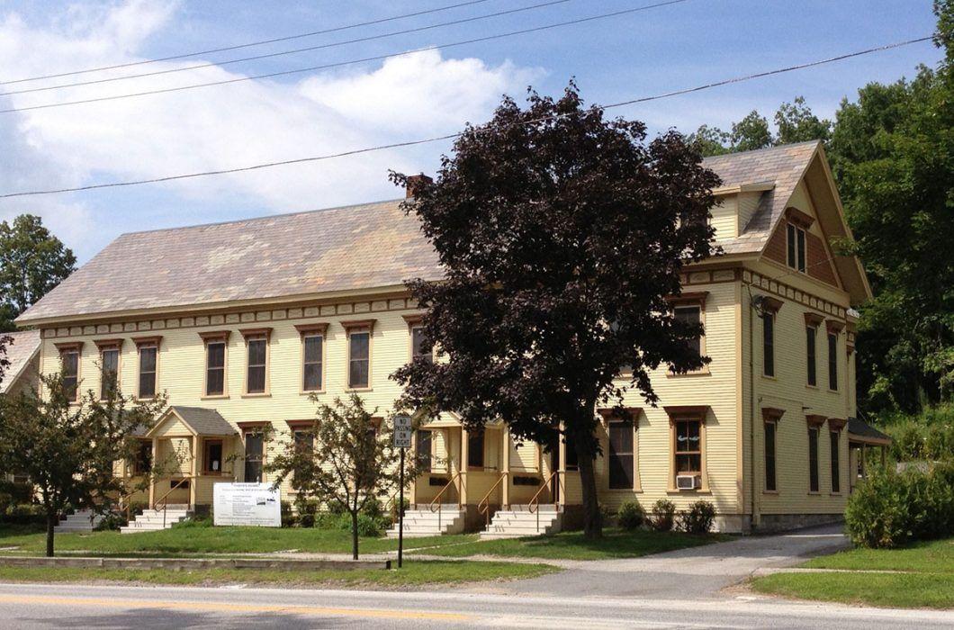 Erastus Thayer House