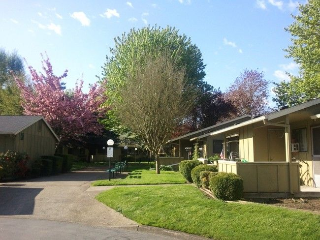Canby West Apartments