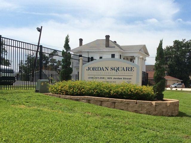 Jordan Square Senior Apartments