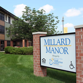 Millard Manor apartments