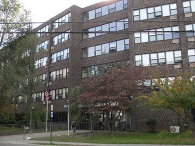 John J. Currey Building Senior/Disabled Apartments