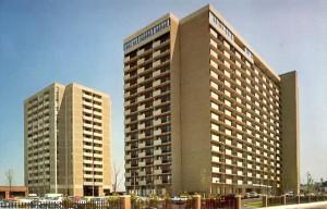 Charles P. Jeffries Tower Senior Apartments