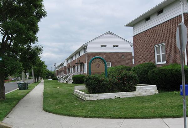 Walter J. Buzby Homes