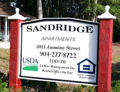Sandridge Apartments