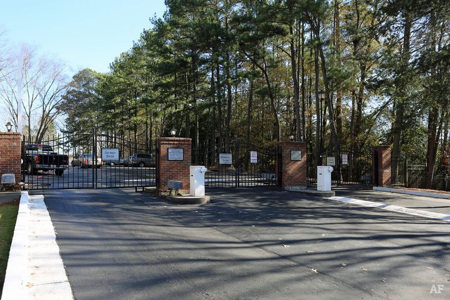 Gated Community - The Crossings