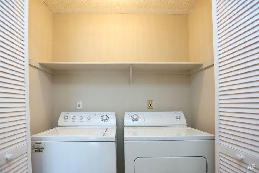 1 BR, 1 BA - In-unit Laundry - The Crossings