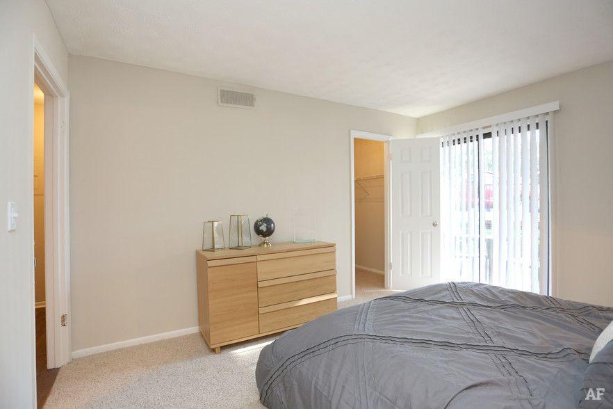 1 BR, 1 BA - Bedroom - The Crossings