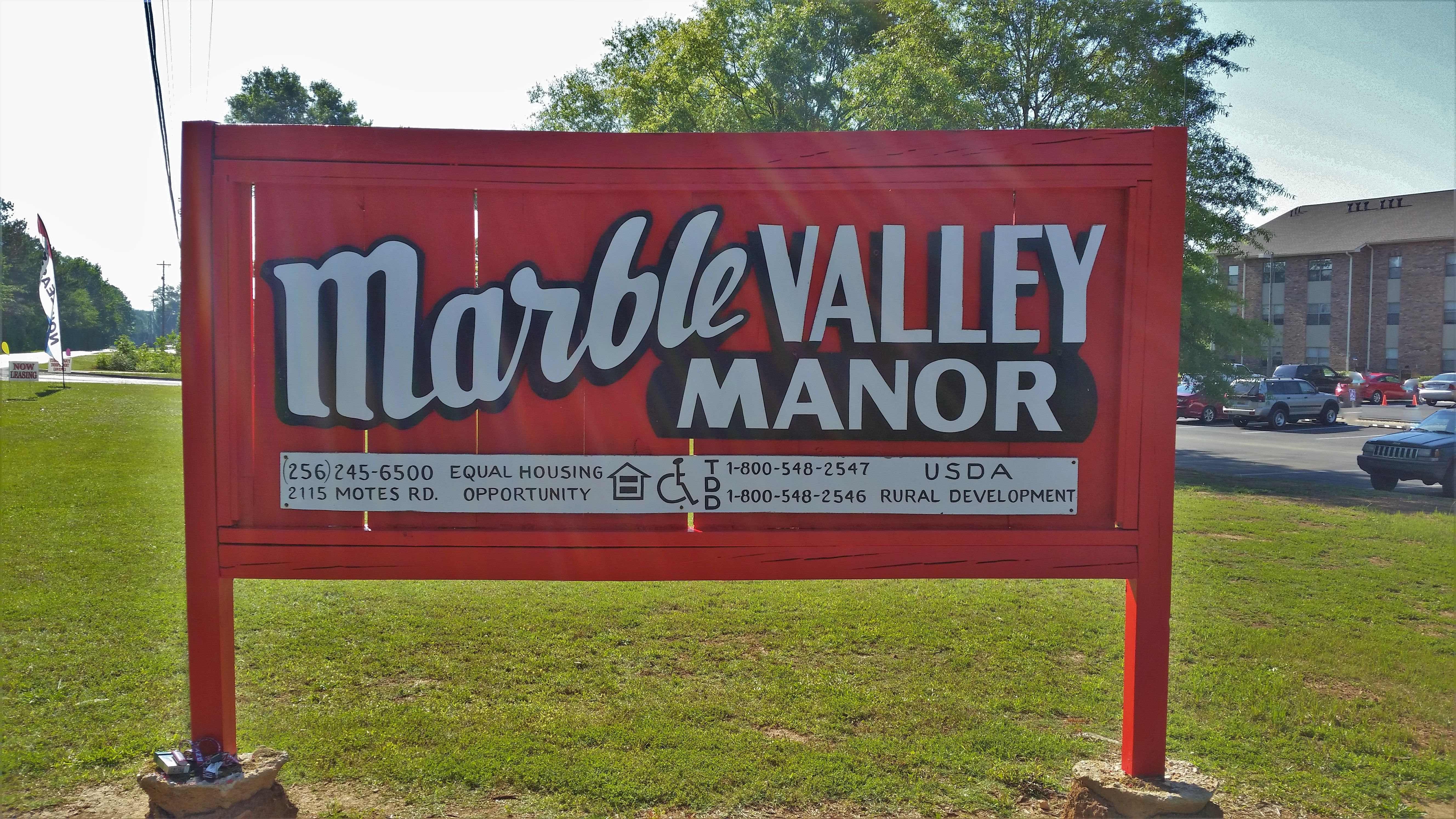 Marble Valley Manor Apartments