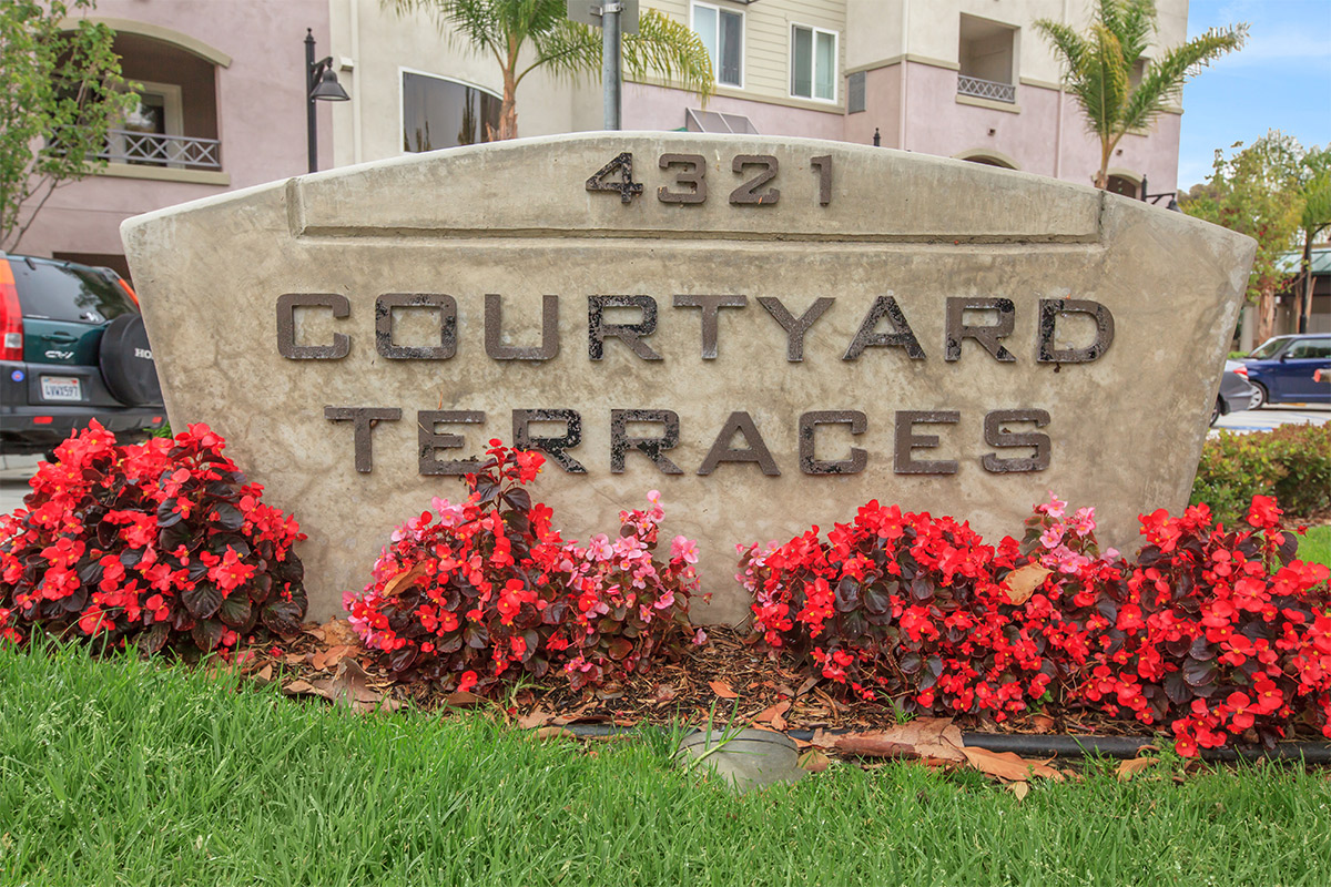 Courtyard Terrace Apartments