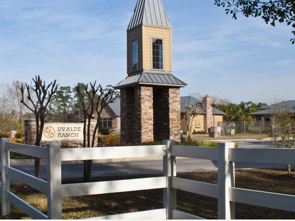 Uvalde Ranch Apartments Houston