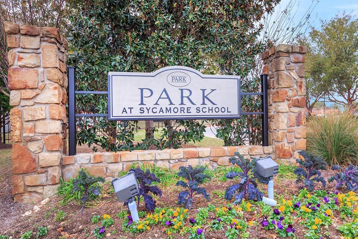 Park at Sycamore School