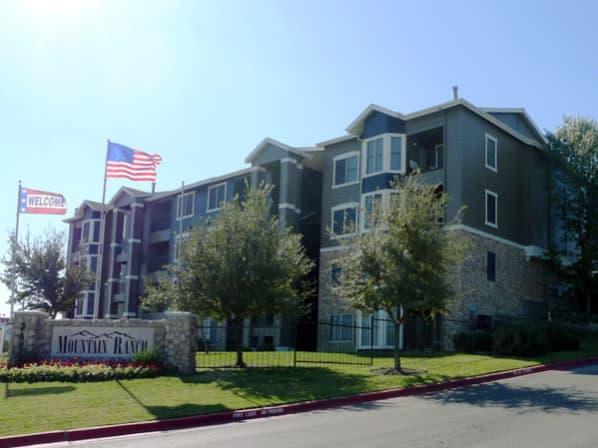 Mountain Ranch Apartments