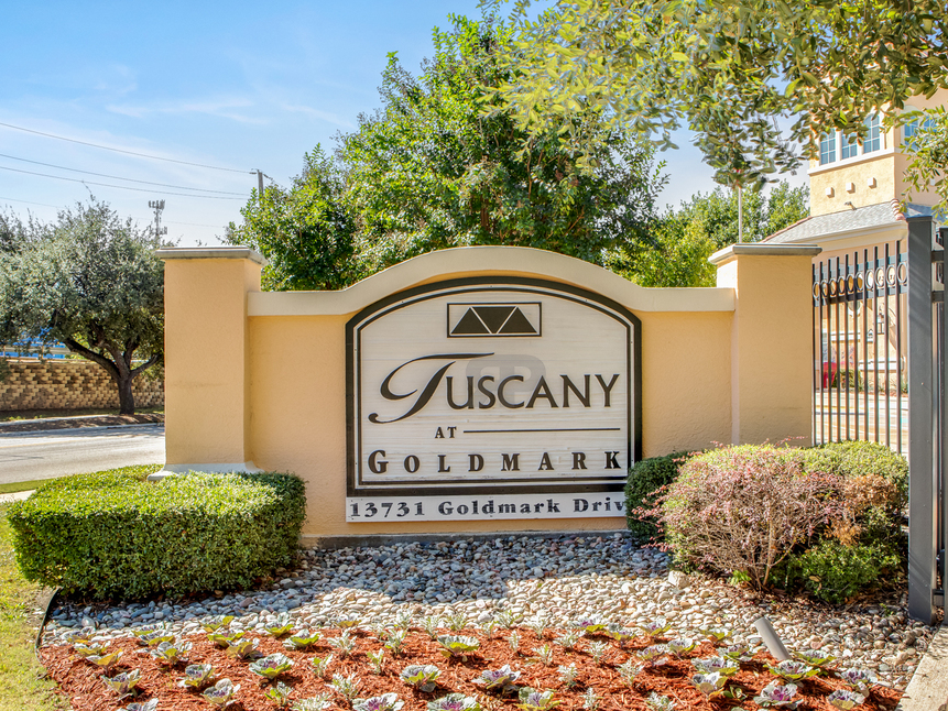 The Tuscany at Goldmark