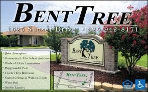 Bent Tree Apartments San Angelo