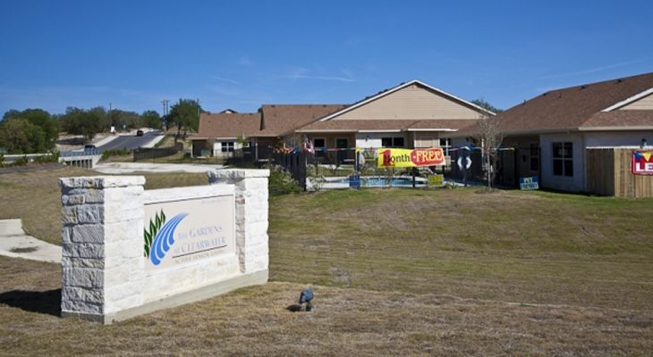 Gardens At Clearwater Kerrville - Senior Apartments