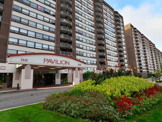 The Pavilion Apartments