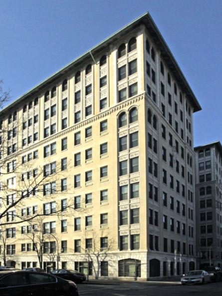 Britton Budd Apartments