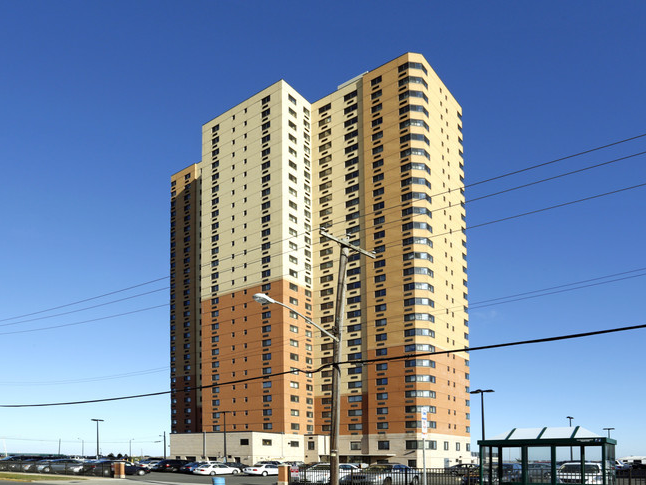 Asbury Towers Senior Apartments