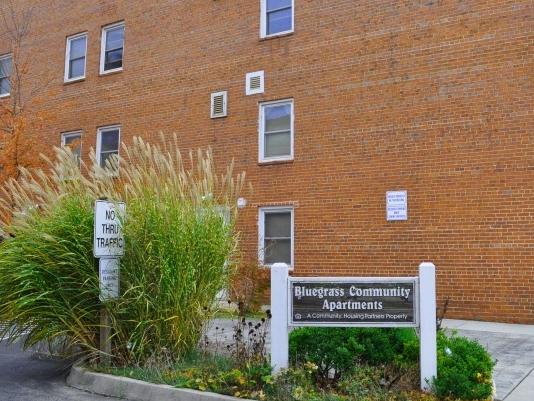 Bluegrass Apartments