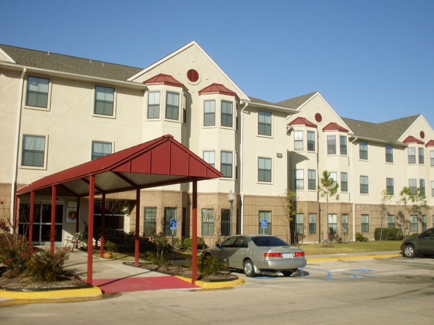 Ahepa 29 I, II & III - Senior Affordable Living Apartments