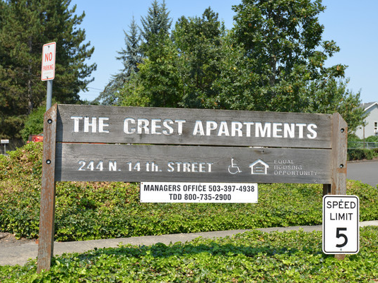 Crest II Apartments