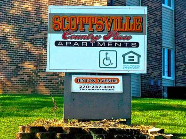 Country Place Apartments - Scottsville
