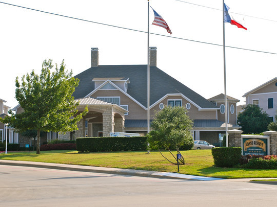 Grand Reserve Seniors Community Mckinney